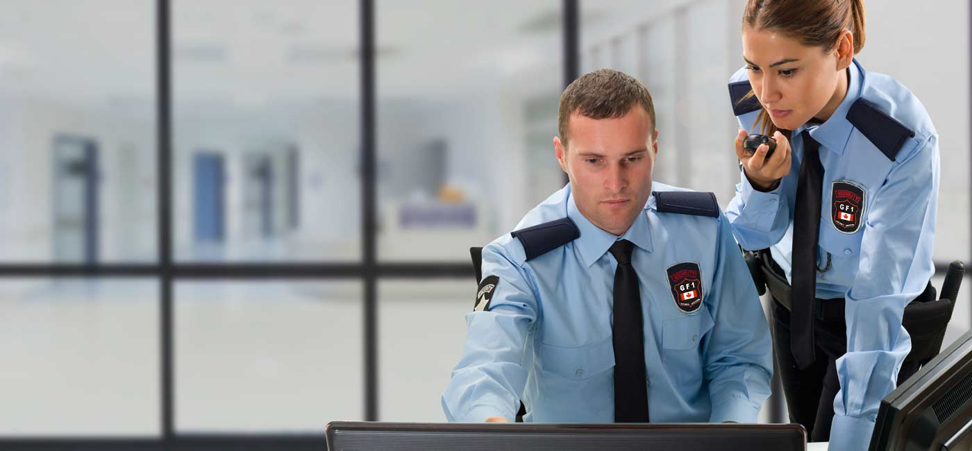 Why Choose GF1 Security Services, Brampton