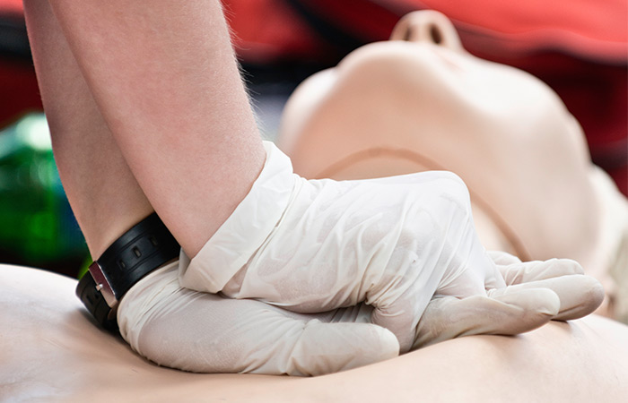 CPR & First Aid Training Program
